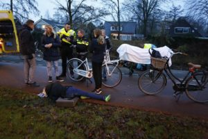 appende fietsers