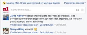 Grote ongeval bij Spierdijk