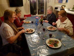 ROUW-kost, kook- en dinergroep voor nabestaanden