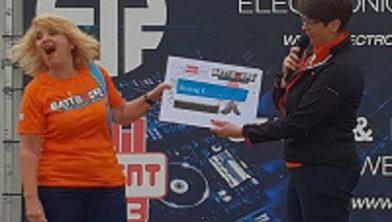 3e editie met meer dan 1000 deelnemers in fantastische sfeer naar 27000 Euro.
