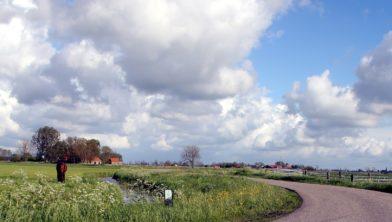 Koningspaar zet zich ook in voor plattelandsontwikkeling.