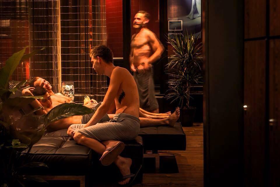 gay sport sauna amsterdam