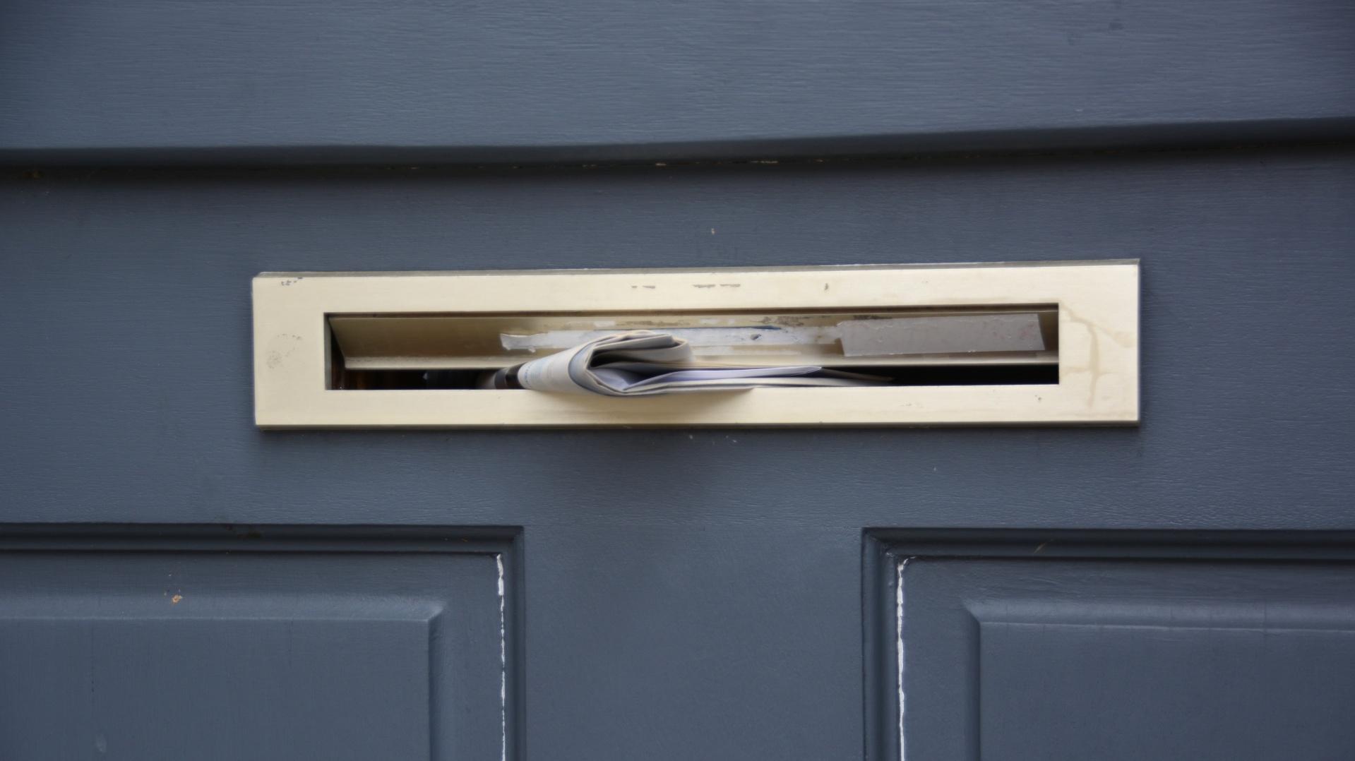 Super brievenbus-in-deur-CCO - Landgraaf YD73