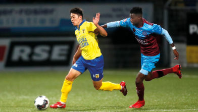 Cambuur-Roda JC: 0-1