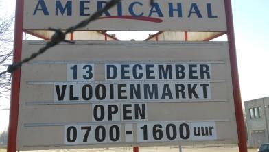Americahal vlooienmarkt