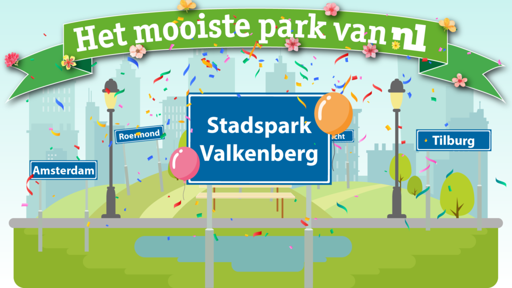Het mooiste park