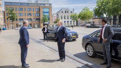 Foto Rob Voss - Bezoek Koning Willem-Alexander aan Apeldoorn. Foto Rob Voss - www.robvoss.nl