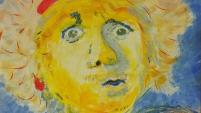 Rembrandt-expressie - Peter Wollaert (fragment)