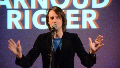 Dichter Arnoud Rigter