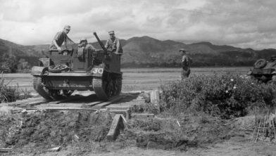 Nederlandse militairen op Sumatra (december 1948)