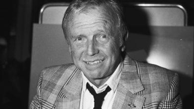 Toon Hermans (1916-2000), naamgever van de organisatie.