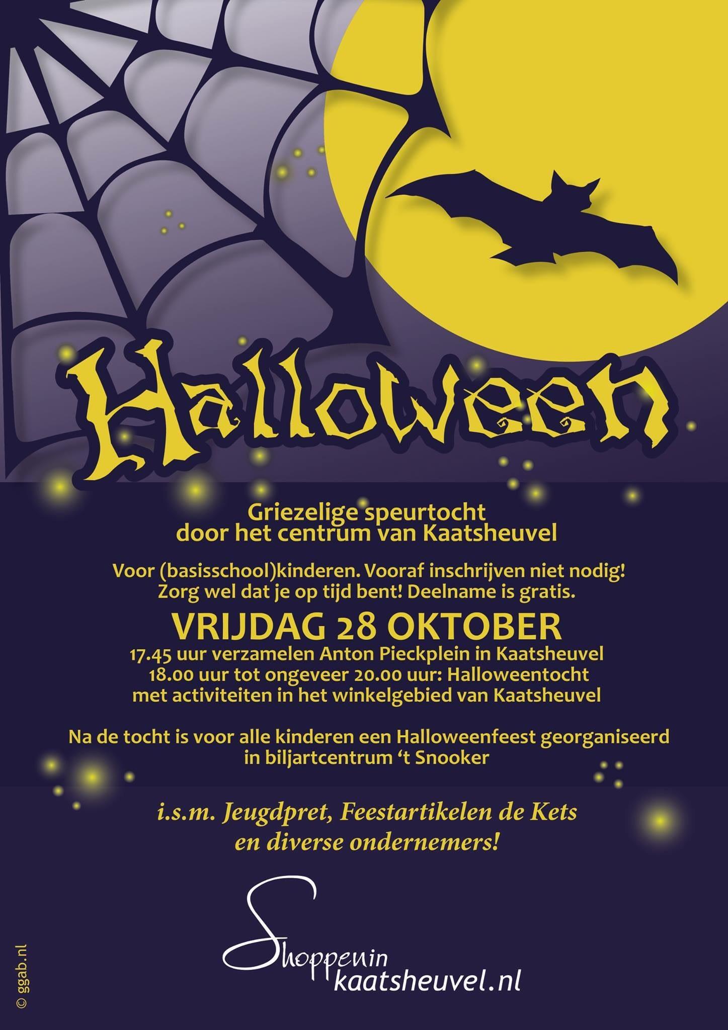 Raadsels Halloween.Griezelen In Het Centrum Van Kaatsheuvel Loon Op Zand