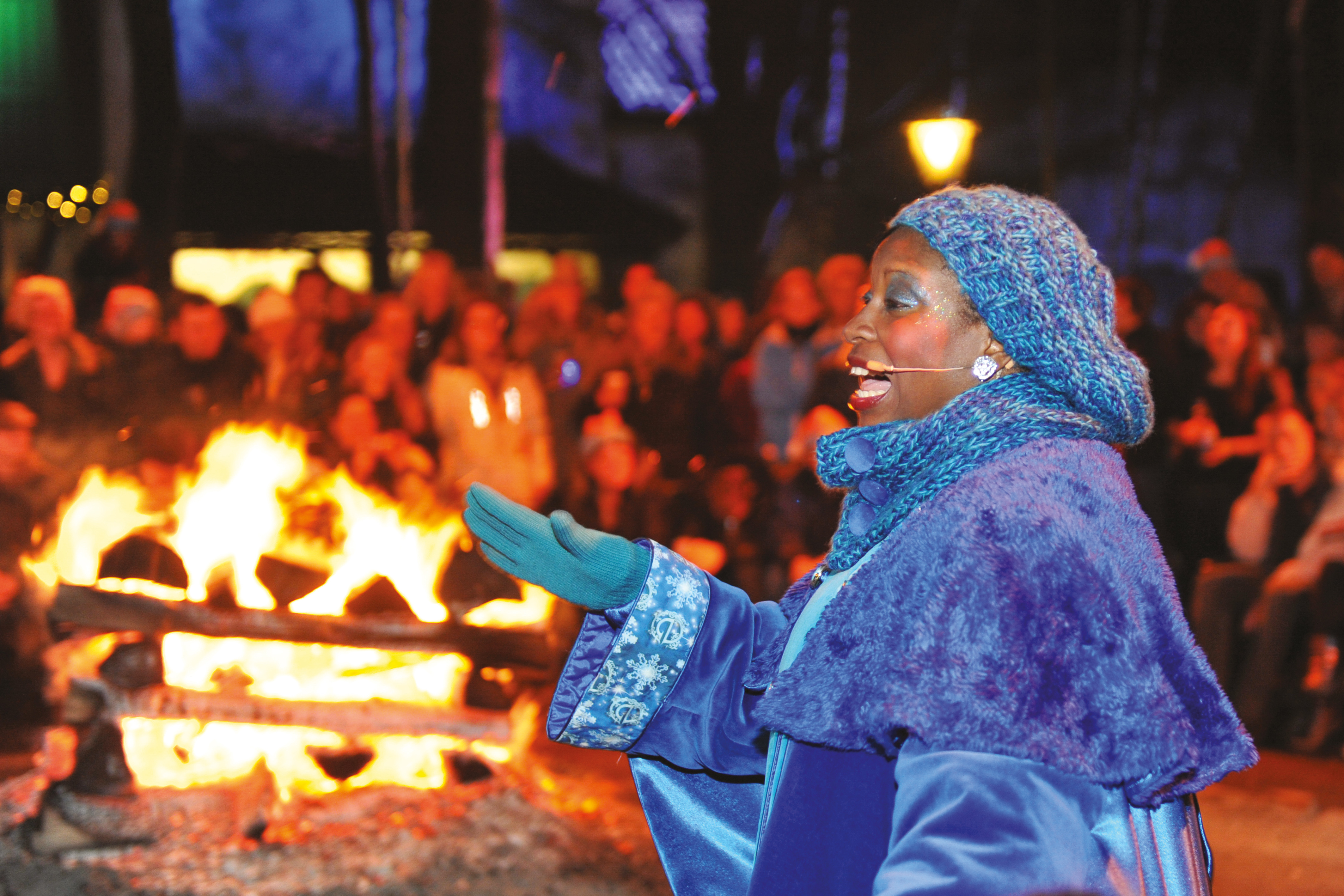 Betoverend Oud Nieuw Feest In De Efteling Luidt 65 Jarig Jubileum