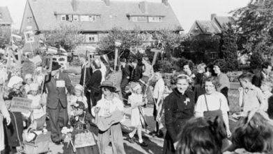 Geitenkamp 1945