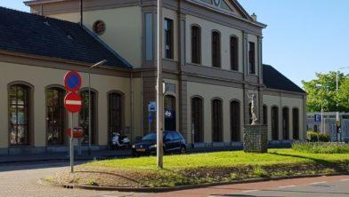 Station Meppel.