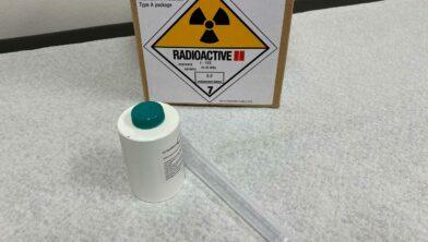 Verpakking capsule.