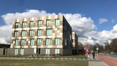 Drenthe College Meppel.