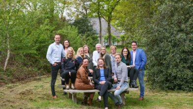 Het team van Hentenaar.