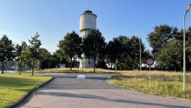 Wat te doen met de omgeving van de watertoren?