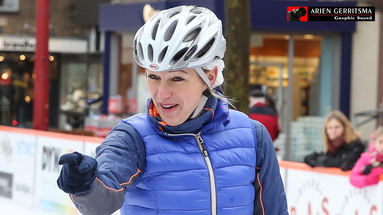 Leuke schaatsclinic marianne timmer video en foto 39 s for Timmer hoevelaken