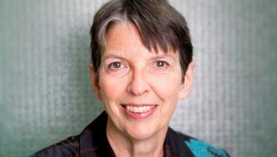 Jetta Kleinsma, staatssecretaris van Sociale Zaken en Werkgelegenheid. Portret voor op de bewindsliedenpagina van RO.nl