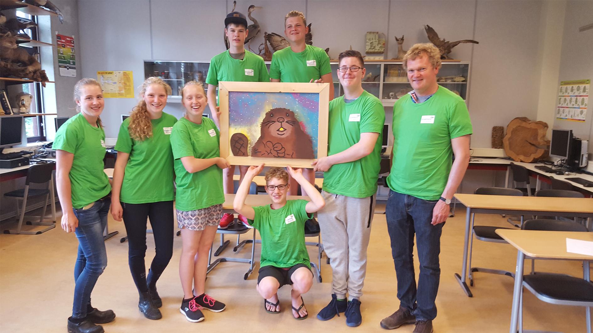 Groene Vlag voor Groenhorst Nijkerk