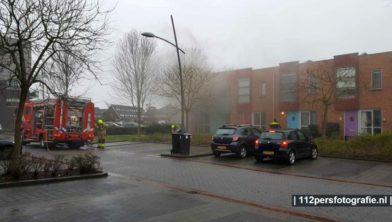 De brandweer van Nijkerk werd woensdagochtend opgeroepen voor een Middelbrand in Nijkerk.  Ter plaatse bleek er een flinke rookontwikkeling te wezen. De brandweer heeft de brand opgeschaald naar een Middelbrand.    Meer informatie volgt!