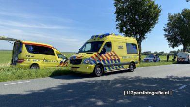 Op de bunschoterweg in Nijkerk is een dame met haar fiets ten val gekomen.   De vrouw kwam hard ten val waarna er direct assistentie werd gevraagd van een traumahelikopter. Deze was snel ter plaatse. Het slachtoffer is per ambulance naar het ziekenhuis gebracht.  De weg was kort dicht voor de ambulance.