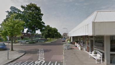 Winkelcentrum De Zuidert in Emmeloord.