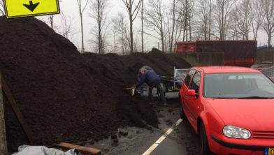 Gratis compost.