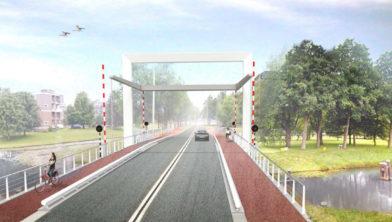 Stadspoort-variant voor Marknesserbrug