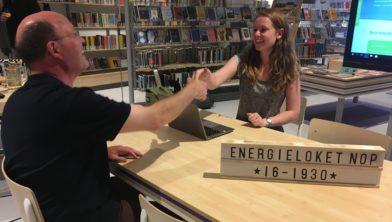 FlevoMeer Bibliotheek Noordoostpolder biedt ruimte aan onafhankelijk advies aan consumenten.