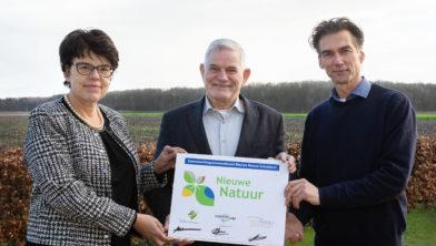 Samenwerkingsovereenkomst Nieuwe Natuur Schokland
