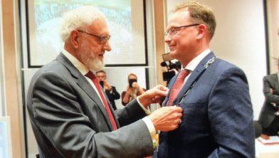 Burgemeester Harald Bouman geïnstalleerd
