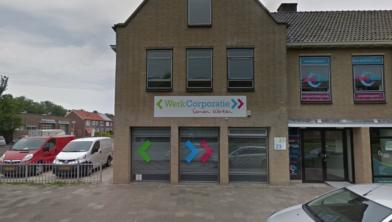 WerkCorporatie aan de Nagelerstraat in Emmeloord.
