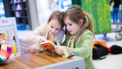 Kinderen lezen