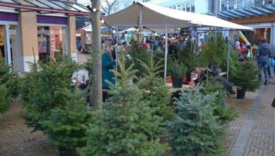 Kerstmarkt Emmeloord (archieffoto)