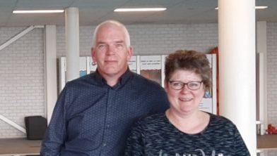 Echtpaar Martin en Jinke Doef
