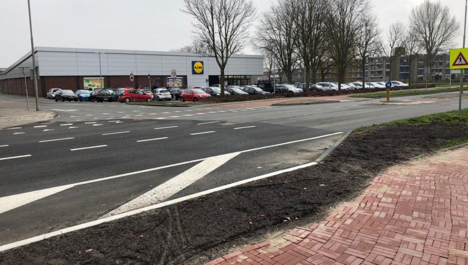 Aanpak Nagelerstraat vanaf Baardmezenstraat.