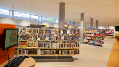 Bibliotheken dicht i.v.m. corona