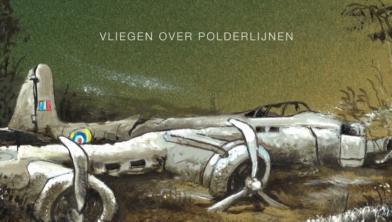 schermafbeelding vliegen over polderlijnen