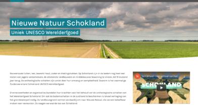 screenshot Nieuwenatuurschokland.nl