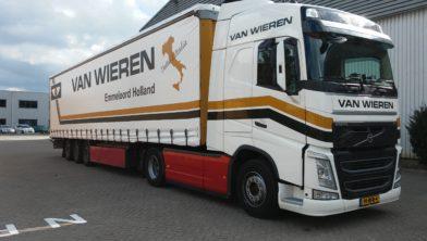 Vrachtwagen Van Wieren