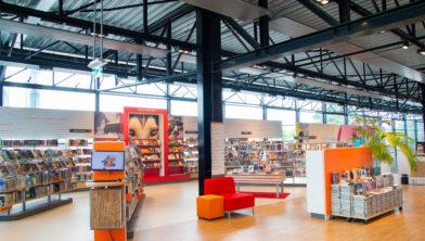 Bibliotheken dicht vanwege corona.