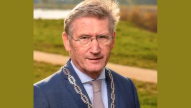 Jan Westmaas, wnd burgemeester