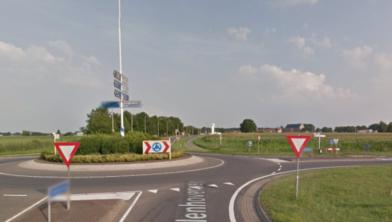 Rotonde Vollenhoverweg - Repelweg