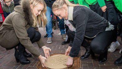 Lieke en Sanne Wevers