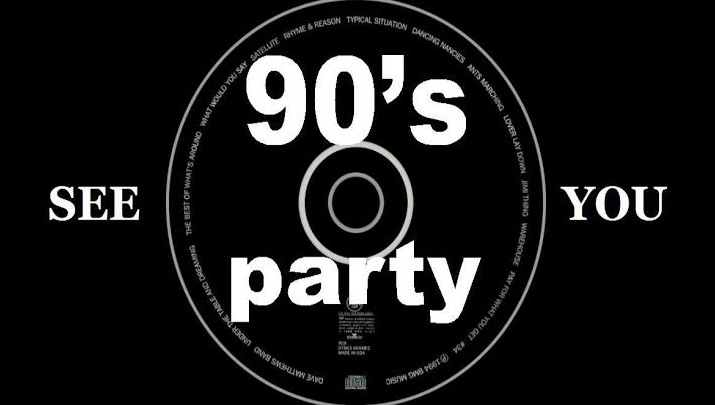90s Party Get Ready For This Oosterhout