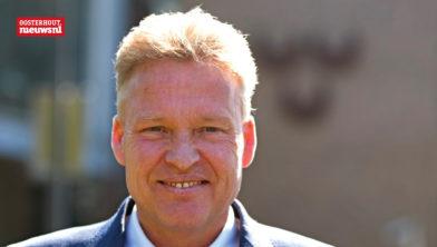 Burgemeester Mark Buijs