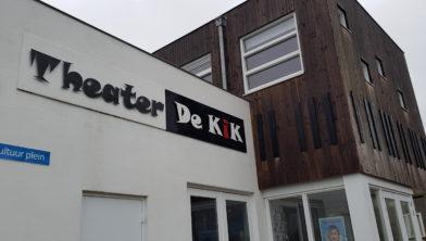 Theater De KiK wil een feestelijke opening